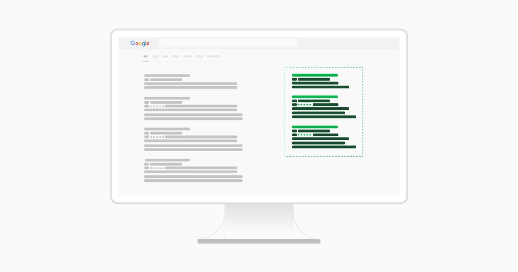 Publicité Google pour vendre plus