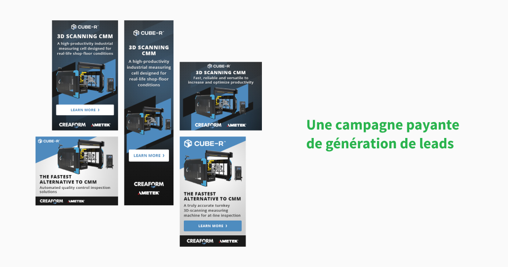 Campagne marketing digitale exemple